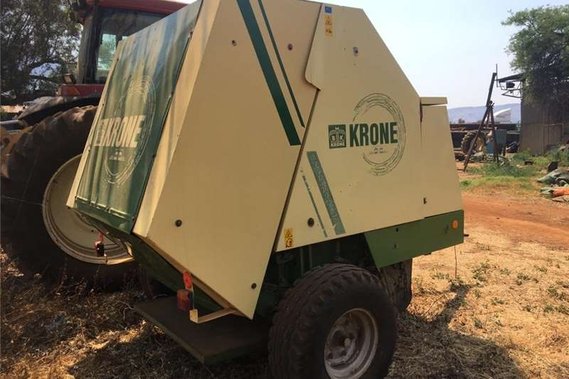 Round balers BALER Haymaking and silage