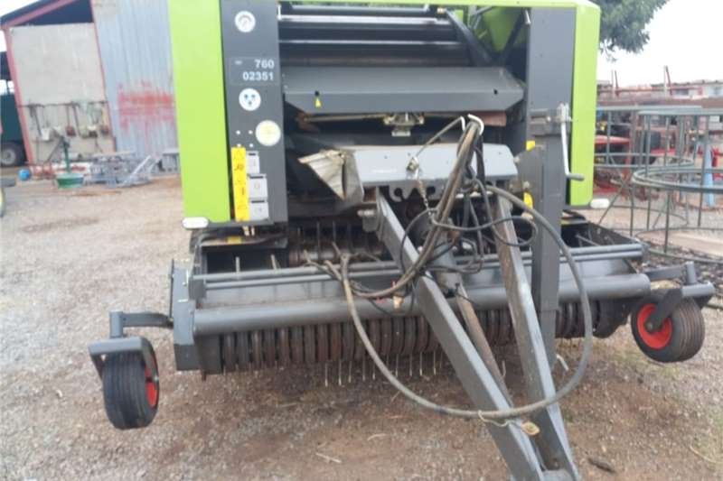 Round balers Claas Baler Haymaking and silage