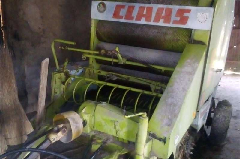 Haymaking and silage Round balers Claas Baler