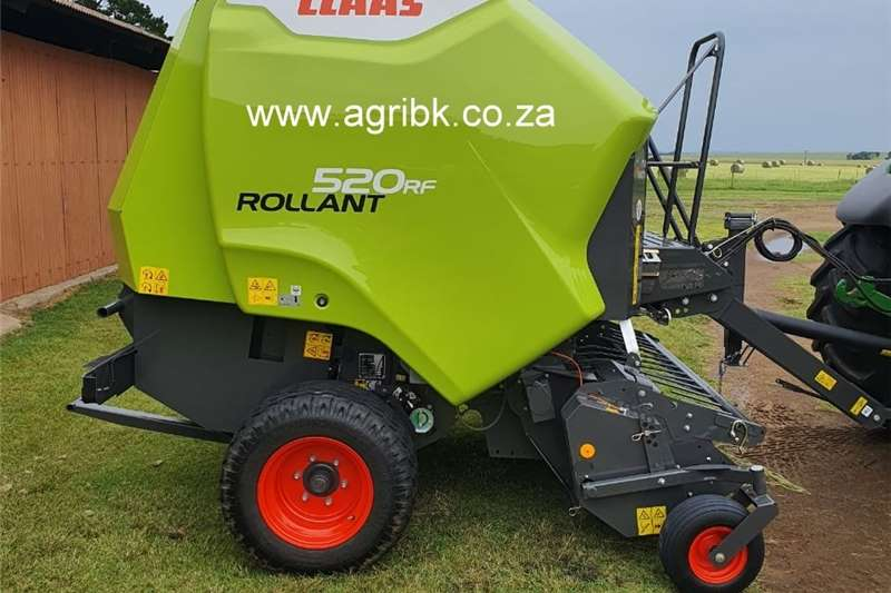 Round balers Claas Rollant 520RF Haymaking and silage