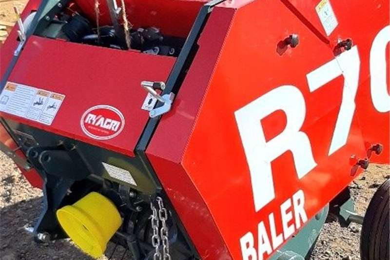 Haymaking and silage Round Balers