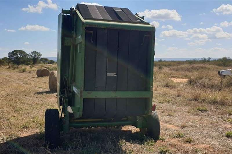 Round balers John Deere 550 Round Baler For Sale Haymaking and silage