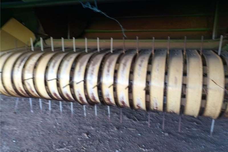 Round balers Krone KR125 Baler Haymaking and silage