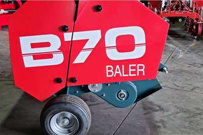 Round balers New B70 round balers Haymaking and silage