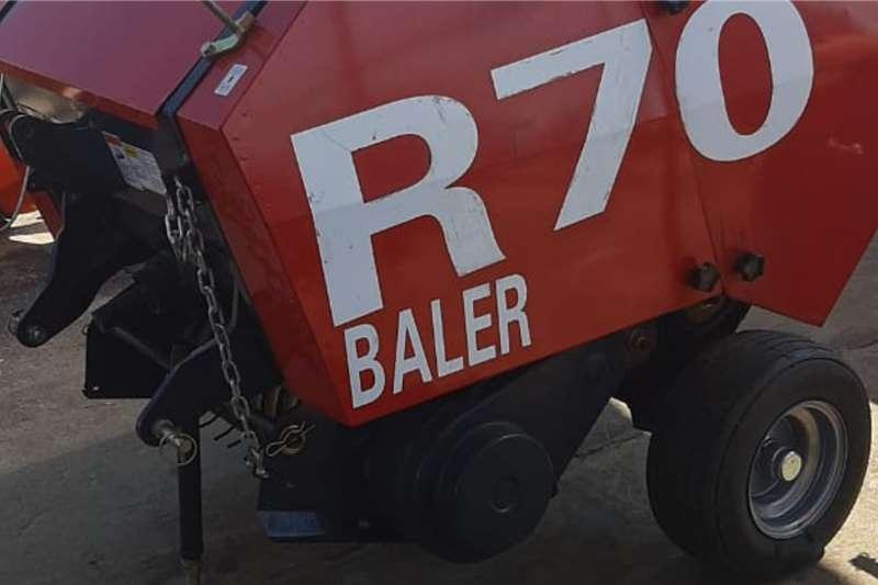 Round balers Round Baler Haymaking and silage