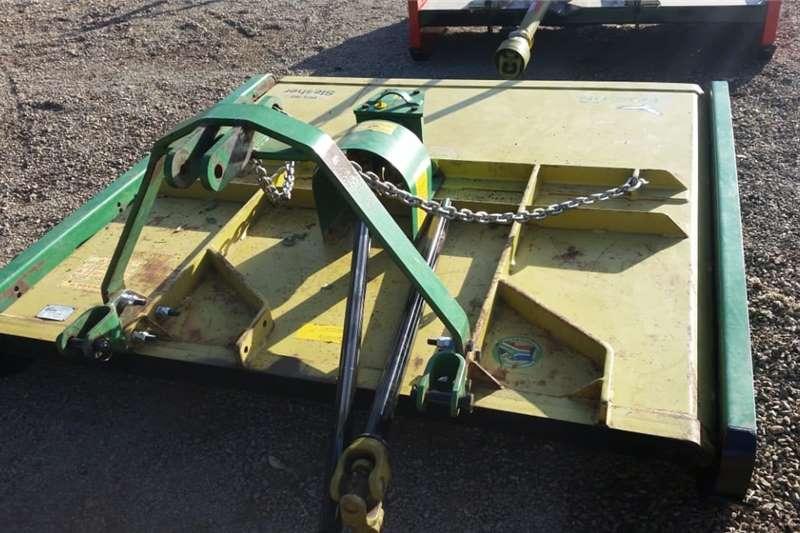 Haymaking and silage Slashers Falcon 1.8m  Slasher / Hooi Bossiekapper Pre Owned