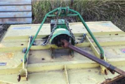 Slashers Falcon F80/180 Haymaker Haymaking and silage