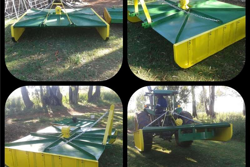 Haymaking and silage Slashers Haymakers up to 3.6m width