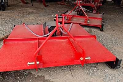 Slashers New mounted rotary slashers 1.5m Haymaking and silage