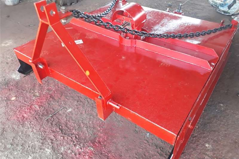 Haymaking and silage Slashers slasher 1.5 meter