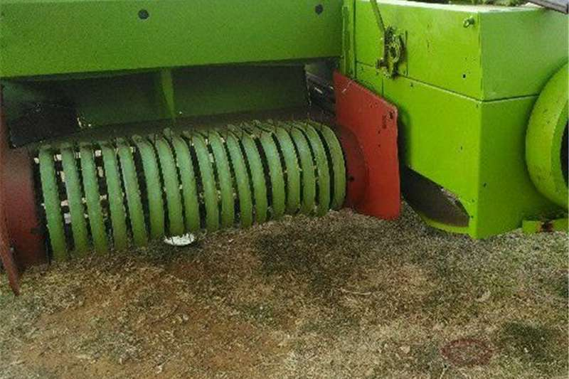Haymaking and silage Square balers Claas markant 50 twine baler