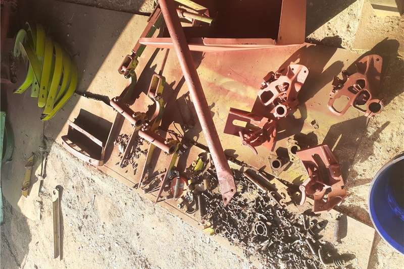 Square balers Markant 50 various spares Haymaking and silage