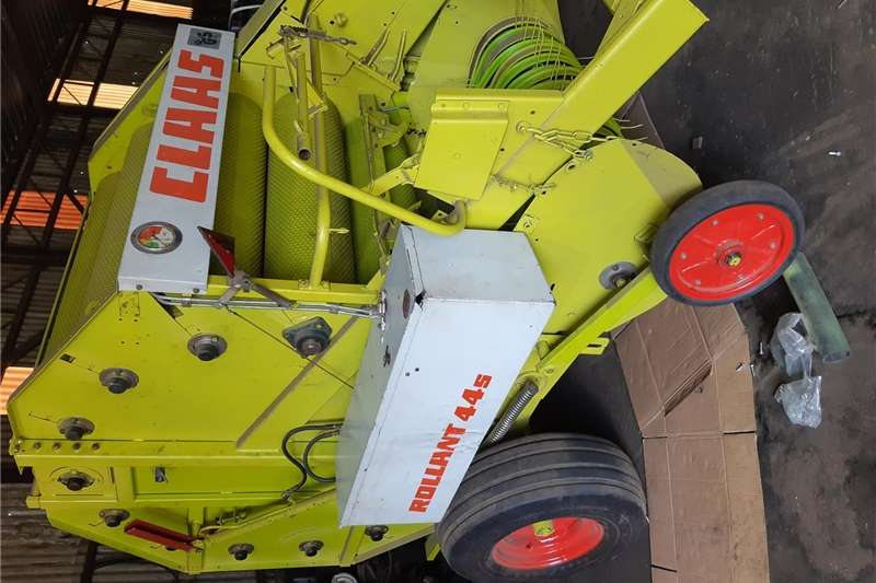 Haymaking and silage Twine balers Claas 44s