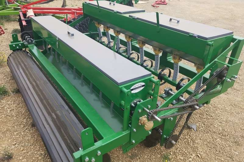 Henkru Planting and seeding Row units Henkru 2.4m Fineseed Planter 2019