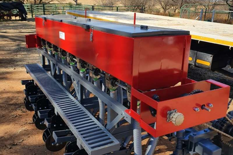 Henkru Planting and seeding Row units Soilmaster Wheat Planter 2019