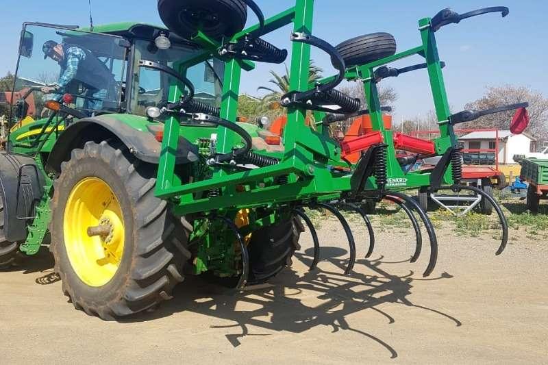 Henkru Ploughs Chisel ploughs Henkru 13 Tine Chisel Plough 2019