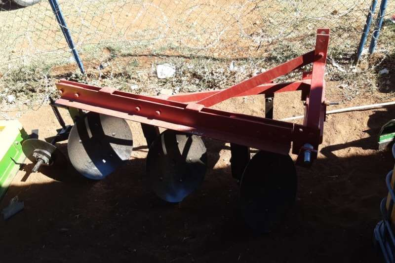 Henkru Ploughs Disc ploughs 3 Disc Plough