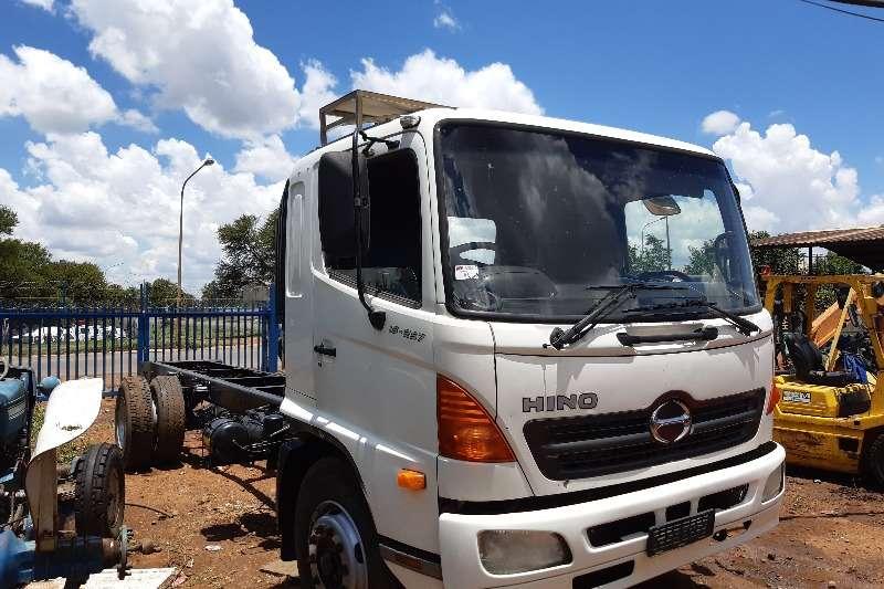 Hino Trucks Double Axle 2007 Hino 15-257 2007