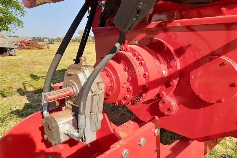 Horizontal feed mixers 8 CUBE Feedmixer