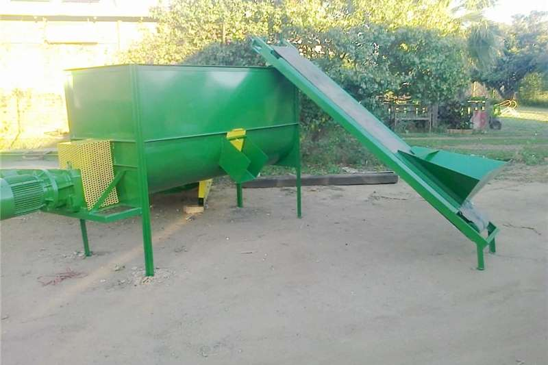 Horizontal feed mixers Feedmixers for sale