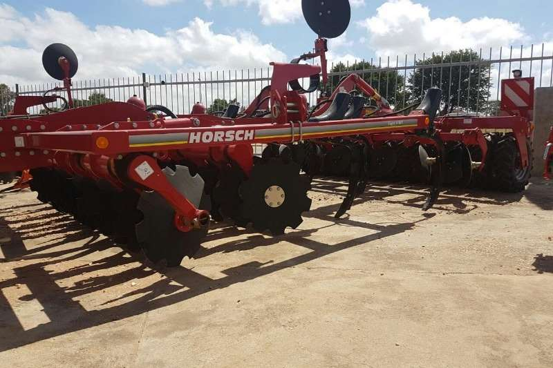 Horsch Cultivators Other cultivators Horsch Tiger 4MT Rigid
