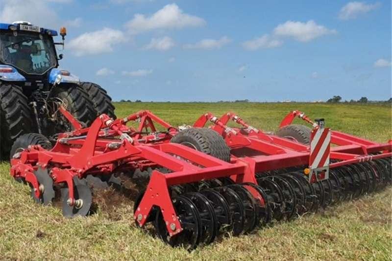 Horsch Ploughs