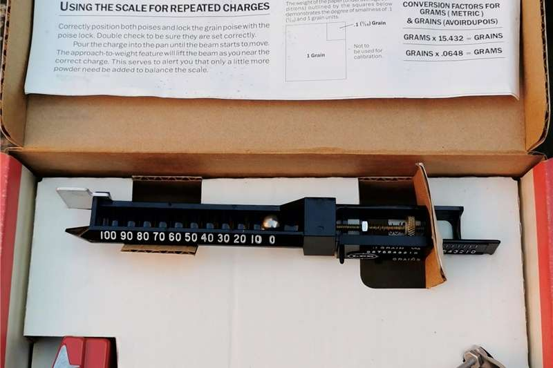 Ammunition Hunting equipment