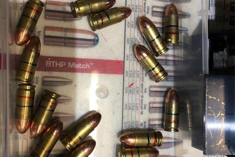 Hunting equipment Ammunition