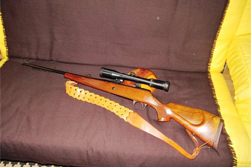 Hunting equipment Guns and rifles