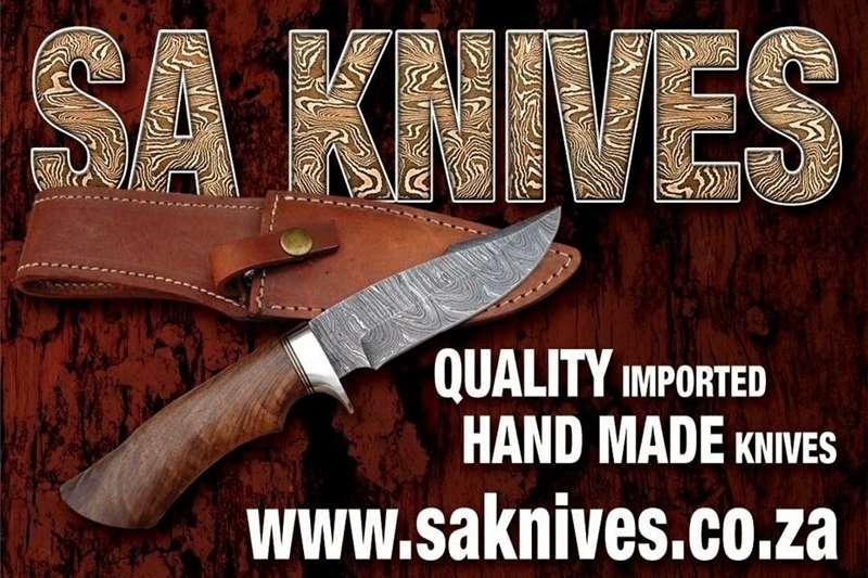 Hunting equipment Hunting knives