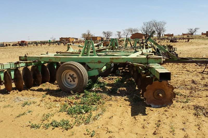 Hunting equipment Other hay and forage AGRICO 8 m DIS
