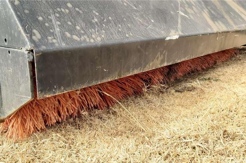 Hydraulic Road Broom Sweeper