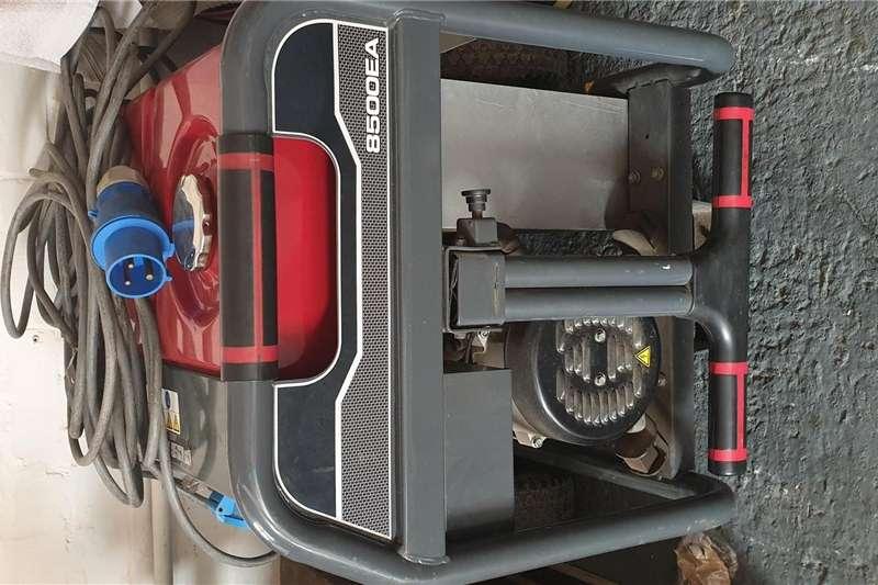 Industrial generator 8.5KVA Generator B&S Elite