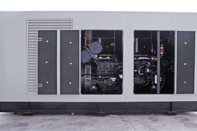 Industrial generator Air Compressors & Generators