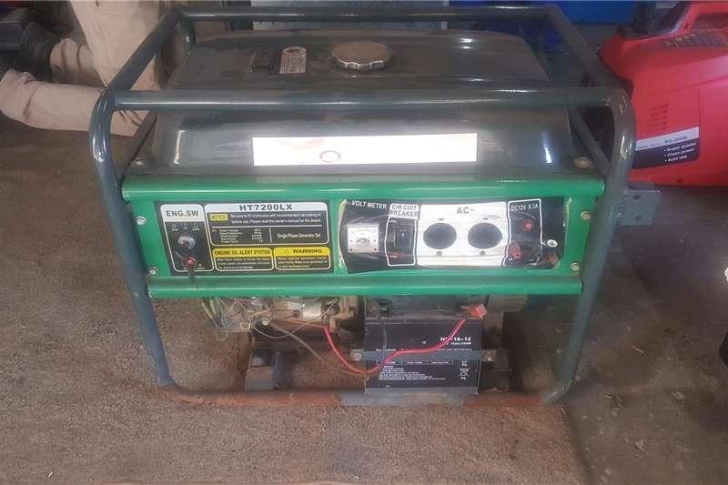 Industrial generator Generator