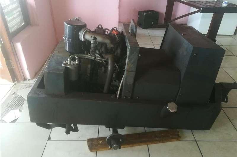 Industrial generator Industrial generator