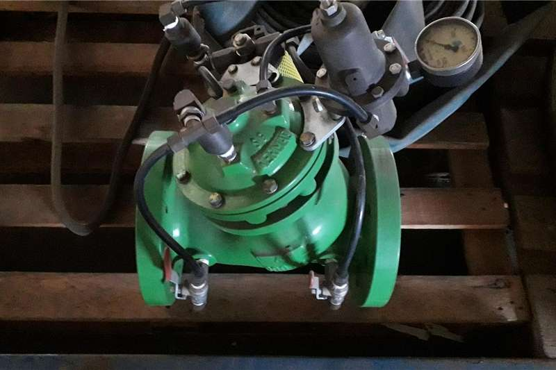 Irrigation Automation Bermad Pressure reducing valve 100mm