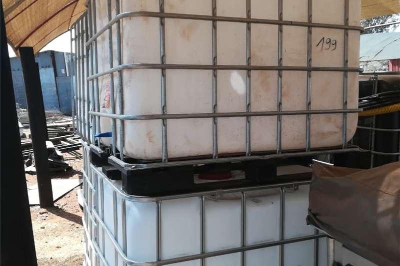 Automation flowbins 1000 liter Irrigation