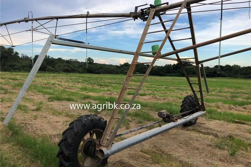 Automation Talbert 3 Toring Spilpunt Irrigation