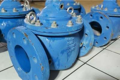 Butterfly Control Valves Irrigation