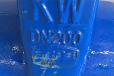 Gate Valve DN 200 Irrigation