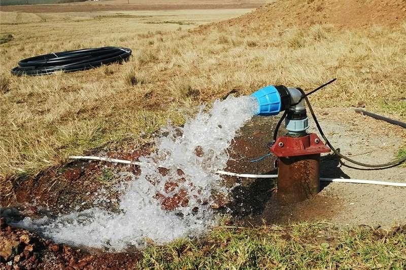 Irrigation filters Borehole drilling Irrigation