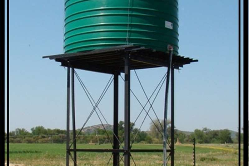 Irrigation Irrigation filters Water Tank Stand