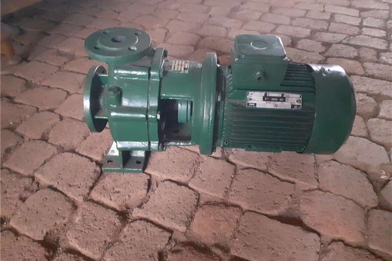 Irrigation pumps 2 x Rapid Allweiler pumps with Motors Irrigation