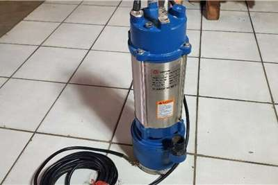 Irrigation pumps 3kW Submersible Water Pump Irrigation