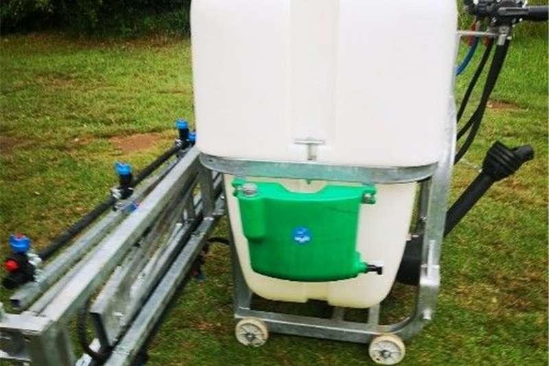 Irrigation pumps 600 liter boom sprayer Irrigation