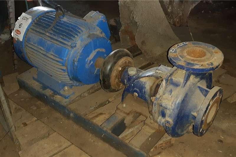 Irrigation Irrigation pumps Besproeiingspomp te koop.