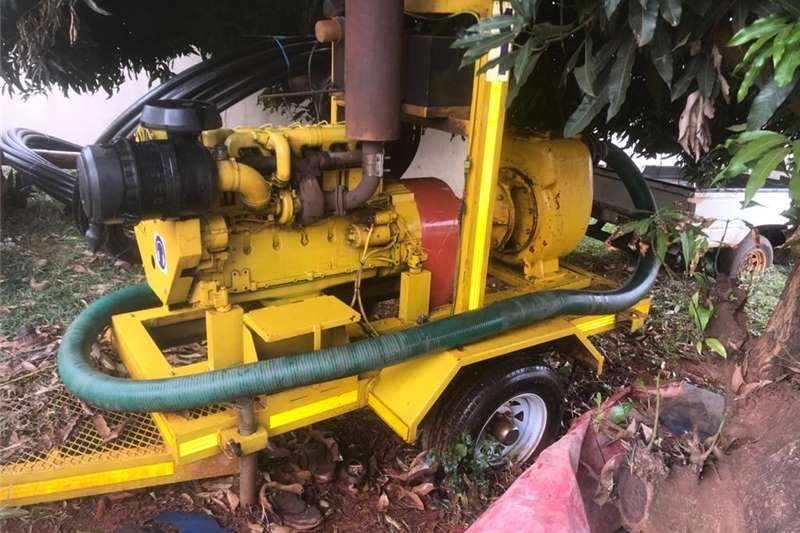 Irrigation pumps Deutz 6 cylinder water pump ,90L deisel ,250 intak Irrigation