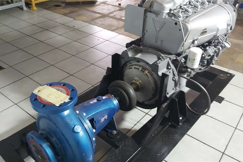 Irrigation Irrigation pumps Deutz Water Pump
