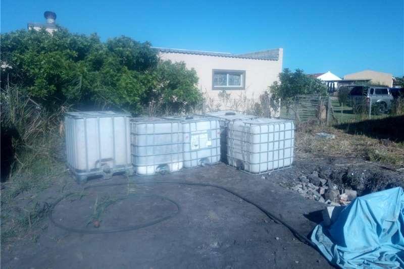 Irrigation pumps flowbins, borehole pump shadenet, crates Irrigation